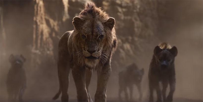 คำรามกลบคำวิจารณ์ The Lion King กวาดรายได้ทั่วโลกทะยาน 100 ล้าน