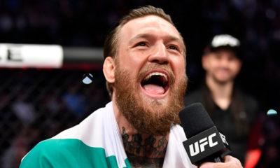 ย้อนชมไฮไลท์ แม็คเกรเกอร์ ยำใหญ่ใส่ เซอร์โรเน่ ใน UFC 246 ด้วยเวลาแค่ 40 วิ | Tadoo