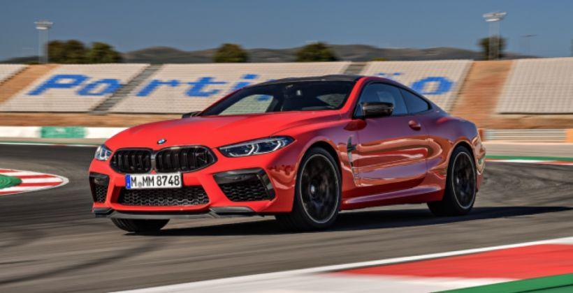 18 ล้านมีทอน ! BMW เปิดตัวรถรุ่นใหม่ M8 Competition Coupe ไม่หวั่น COVID-19 | Tadoo