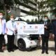 หัวเว่ย จับมือ กสทช. รพ.ศิริราช เปิดตัวรถอัจฉริยะไร้คนขับ ยกระดับการแพทย์ไทยสู่ยุค 5G | Tadoo