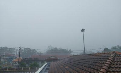 พยากรณ์อากาศวันนี้ ฝนฟ้าคะนองทั่วประเทศ | Tadoo