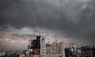 พยากรณ์อากาศวันที่ 22 ก.ค. 63 มีฝนต่อเนื่อง ฝนตกหนักบางแห่ง | Tadoo
