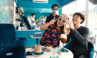 'ตลาดนัดสมหวัง' พาชิมกาแฟรสเข้มข้น ร้านหรูสุดโมเดิร์นของนักร้องหนุ่ม 'นุ วง Zheez' | Tadoo