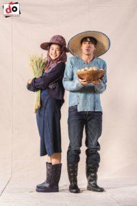 แผยภาพฟิตติ้ง 'มนต์รักหนองผักกะแยง' นำทีม ณเดชน์-โบว์ | Tadoo