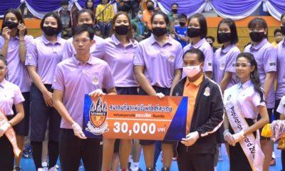 ผลการแข่งขันวอลเลย์บอลถ้วย ก 2563   Tadoo