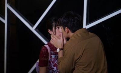มิ้นต์ ตกใจ อาเล็ก จูบแบบไม่ทันตั้งตัวใน ดวงแบบนี้ไม่มีจู๋   Tadoo