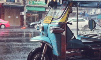 พยากรณ์อากาศ 7 ส.ค. 63 ฝนตกทั่วไทย ร่องมรสุมผ่านไทยตอนบน | Tadoo