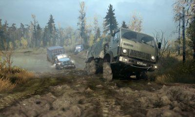 Epic Games Store แจก MudRunner ขับรถลุยโคลนช่วง Black Friday | Tadoo