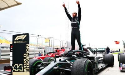 แฮมมิลตั้น แนะ F1 ควรช่วยแก้ ปัญหาสิทธิมนุษยชน ในบางประเทศ | Tadoo