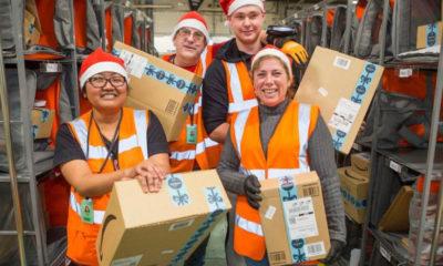 Amazon ทุ่มเงิน 500 ล้านดอลลาร์ จ่าย โบนัส ให้พนักงานวันคริสต์มาส | Tadoo